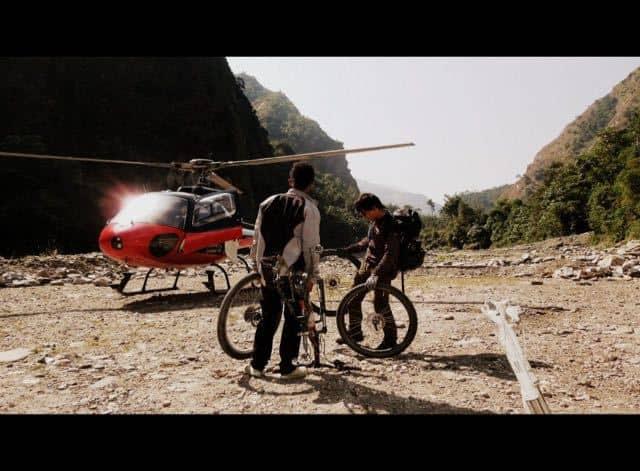 nepal-heli-biking
