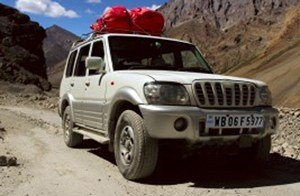 Nepalese Jeep