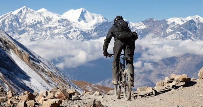 Mountain Bike Holiday Nepal