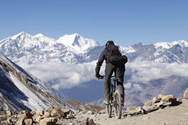 Nepal Mountain Bike