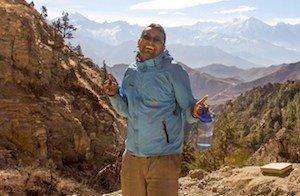 Mountain Guide Raj