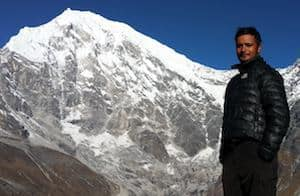 Nepali Mountain Guide Rajan