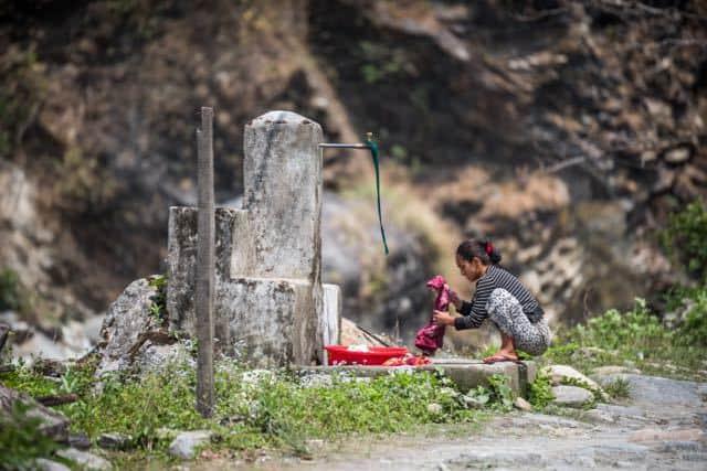 Nepal-Water-Tap
