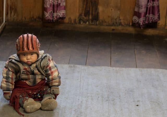 Nepalese-Baby