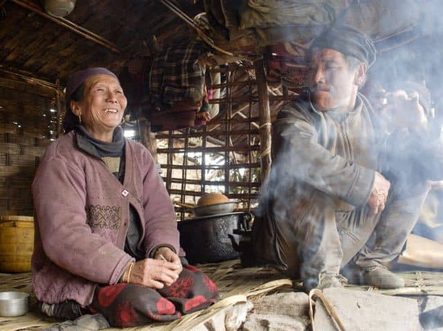 Nepalese-Culture-Smoking