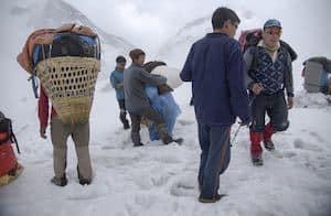 Nepali Sherpa-Trekking-Makalu