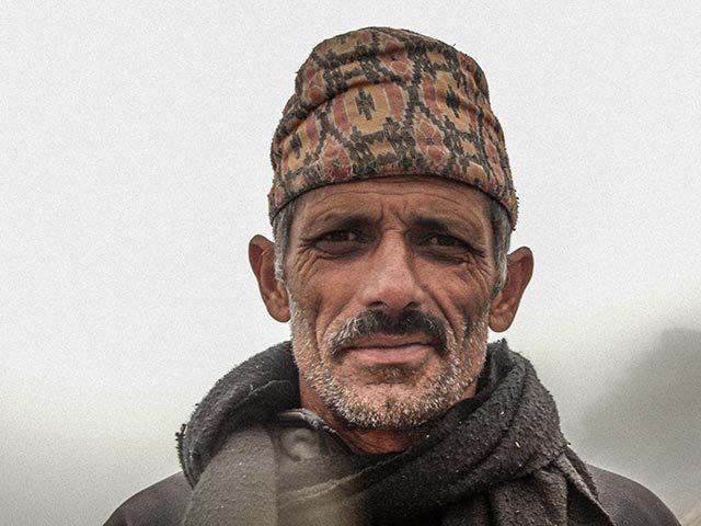 Nepalese-Man