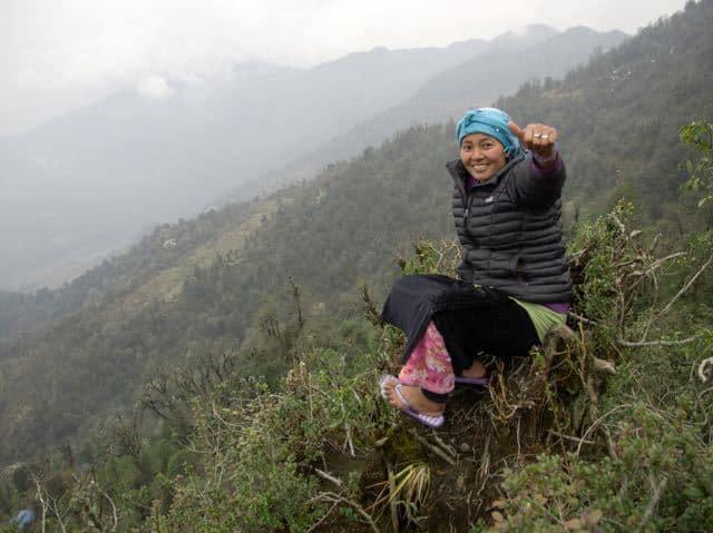 Nepalese-Woman-Makalu-Barun