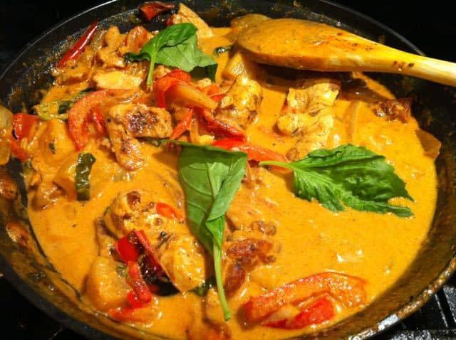 Nepali-Curry