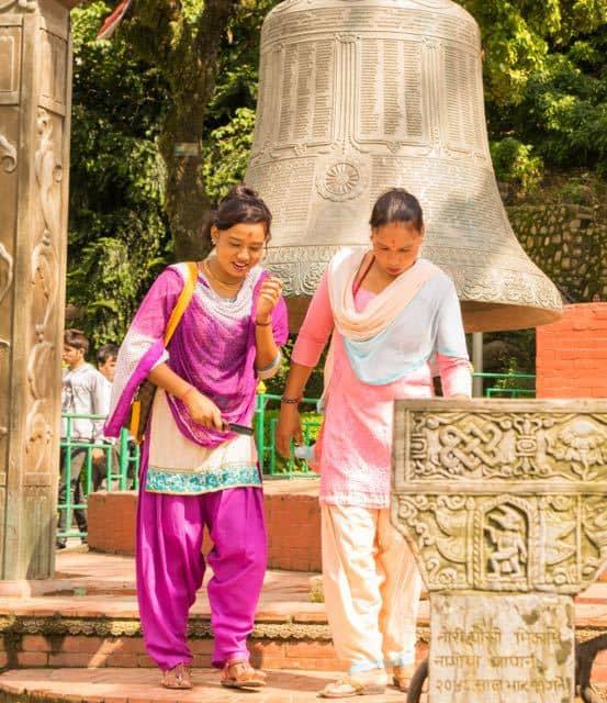 Nepali-Girls-Kathmandu