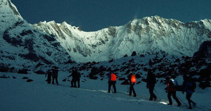 Annapurna-Night-Hike