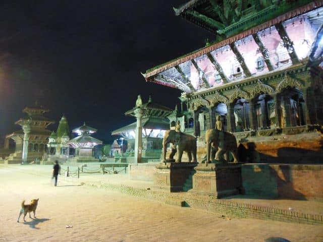 Patan_at_night_33