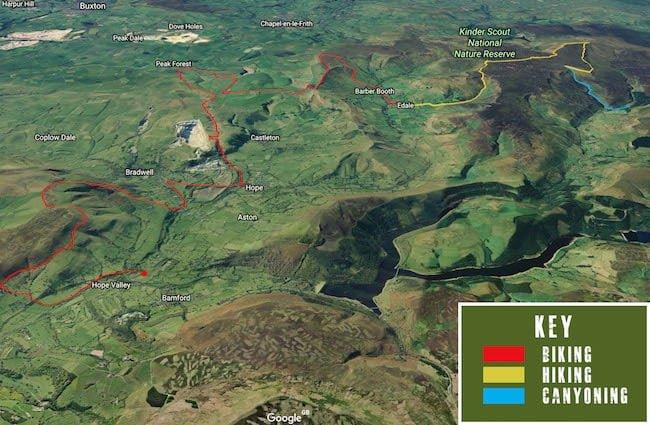 Activity-trip-Derbyshire
