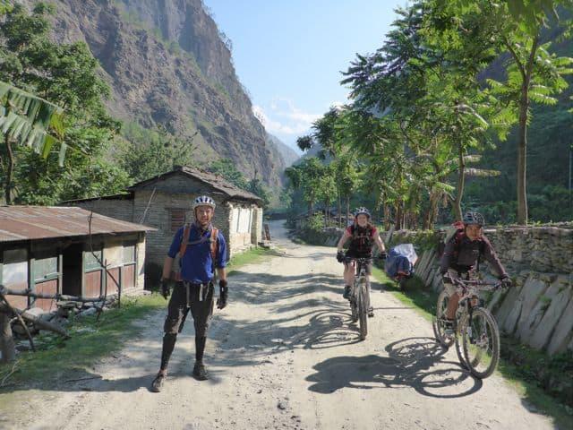 Nepal Xtreme Extreme Adventure Sports Activity Holiday