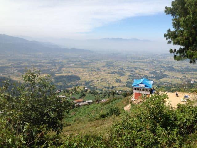 Pikey-Peak-Trekking-View