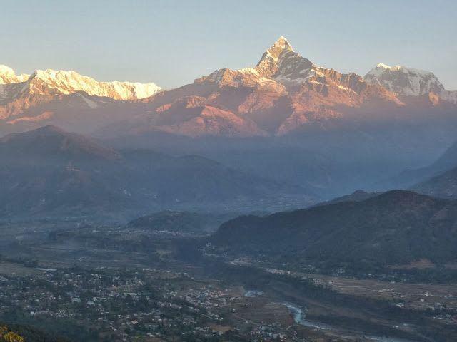 Pokhara at Dawn