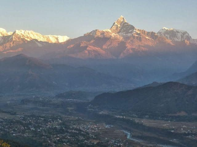 Pokhara at Dawn