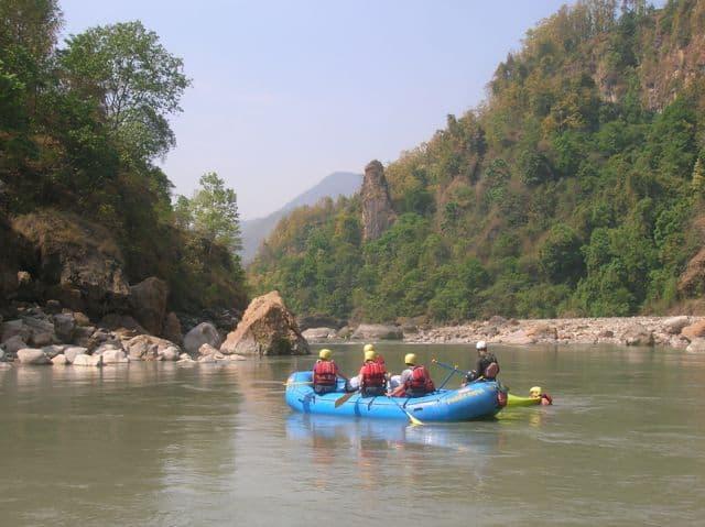 Rafting-Holiday
