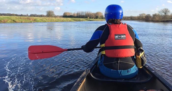 Canoeing-River-Ure-Ripon-Boroughbridge