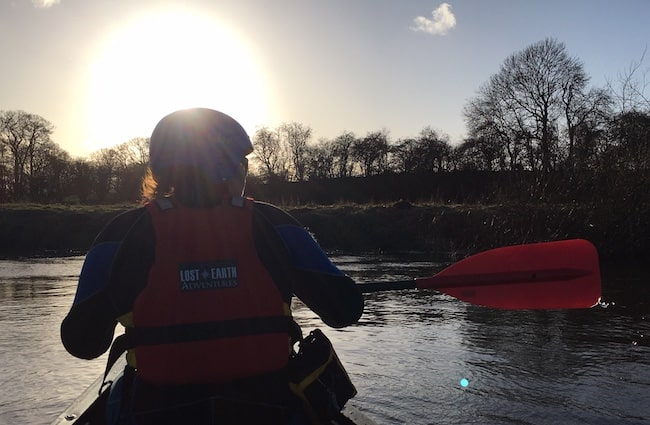 Guided-River-Canoeing-in-Yorkshire