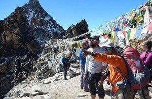 Renjo-Pass-Everest-Trek