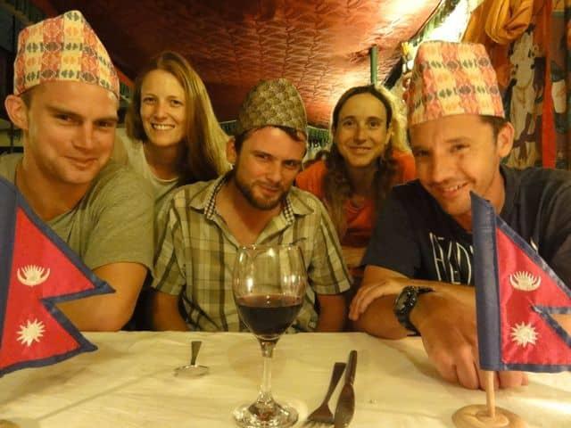 Restaurant in Kathmandu