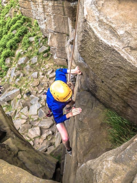 Rock-Climbing-Experience-Day-Peak-District