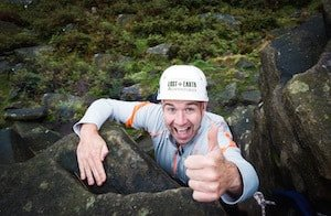 Abseiling for Charity Peak District