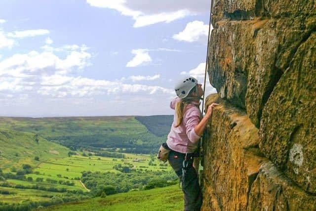 Rock-Climbing-Yorkshire-Gritstone