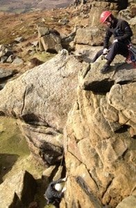 Rock Climbing Yorkshire
