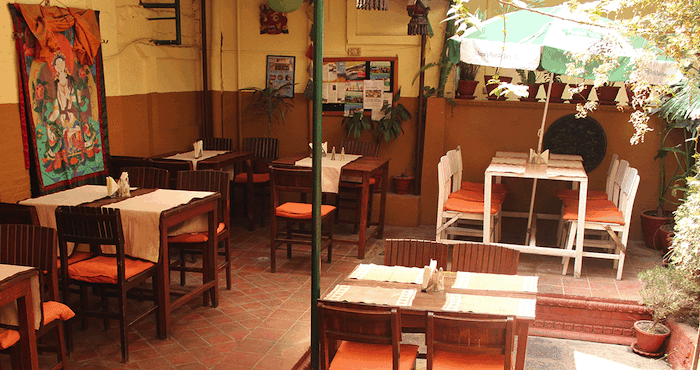 Rosemary Kitchen places to eat in Pokhara