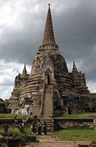 Ruins-of-Ayutthaya