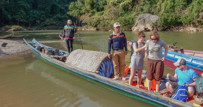 South East Asia Boat Adventure Tour