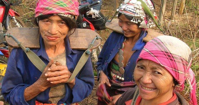 Trekking-Laos