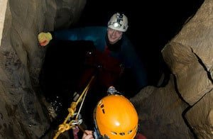 Caving-Experience