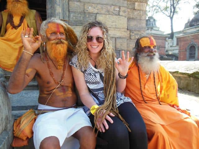 sadhus-with-long-hair