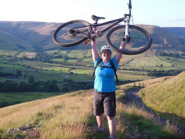 Sarah banks bike