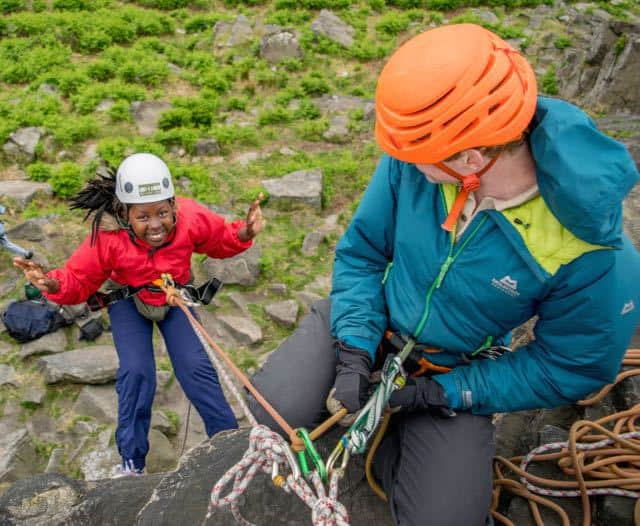 School-Group-Abseiling-Peak-District
