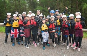 Outdoor Education Yorkshire Dales