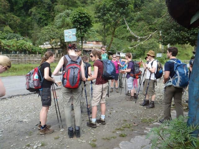 School-Trekking-Trip-Nepal