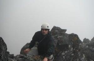 Scrambling-Himalaya