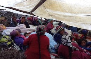 homeless in langtang