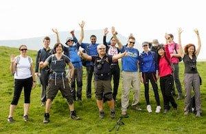 Group Hiking Challenge