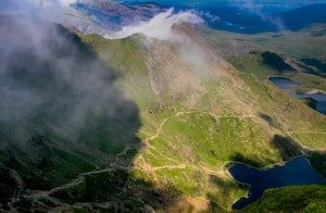 Pyg and Miners Paths