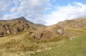 Watkin Path Gladstone Rock