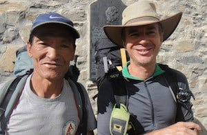 MIC Instructor and BMG Mountain Guide