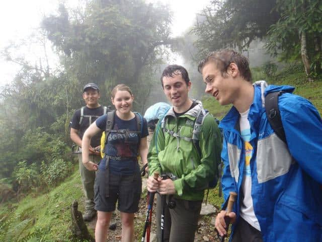 Student-Trekkers