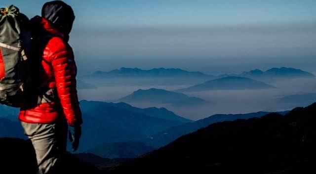 Sunrise-on-Helambu-From-Laurebina-Langtang