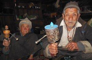 Tibetan-Husband-and-Wife