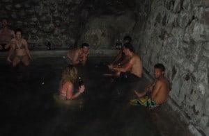 Tato pani hot springs